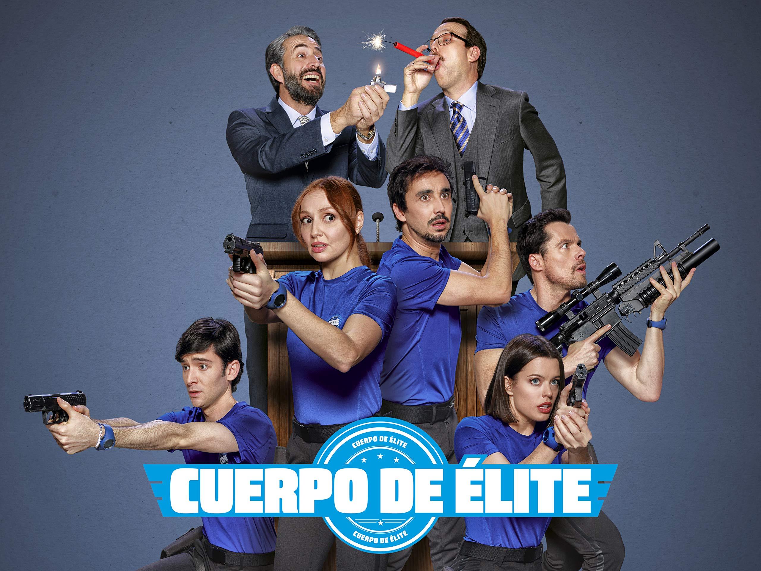 Amazon.com: Cuerpo de élite: Octavi Pujalde, Canco Rodriguez ...