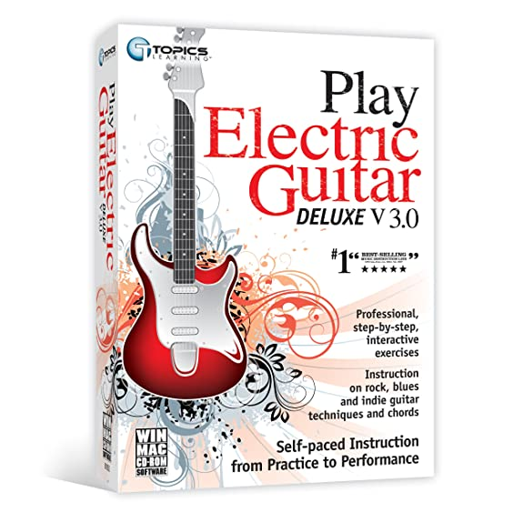 Amazon Electric Guitar Deluxe V30