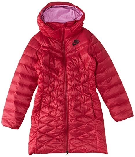 Nike Cascade Parka 550 Hoody Scarpe da corsa uomo Rosa Noble Red/Light Magenta/