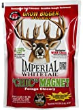 Whitetail Institute Imperial Chic Magnet Food Plot Seed (Spring and Fall Planting), 3-Pound (1 acre)