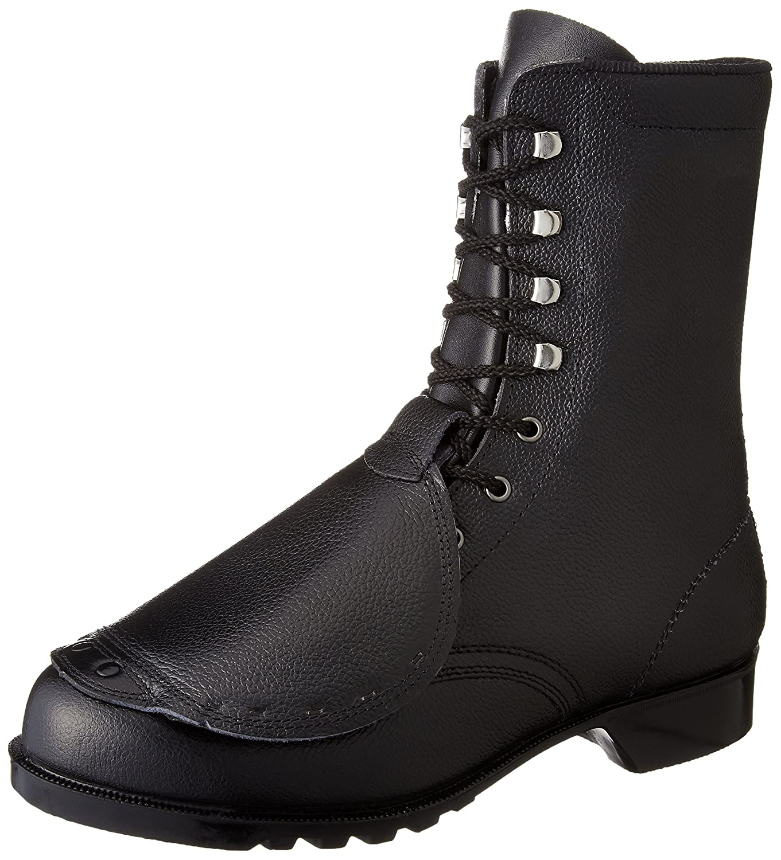 [エンゼル] 高所作業用靴 高所用半長チャック 605-II  6B048 B007P2AYDO