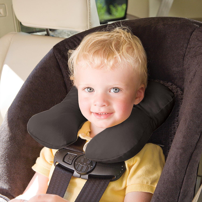 Amazon.com : Summer Infant Comfortme Toddler Neck Support, Black ...