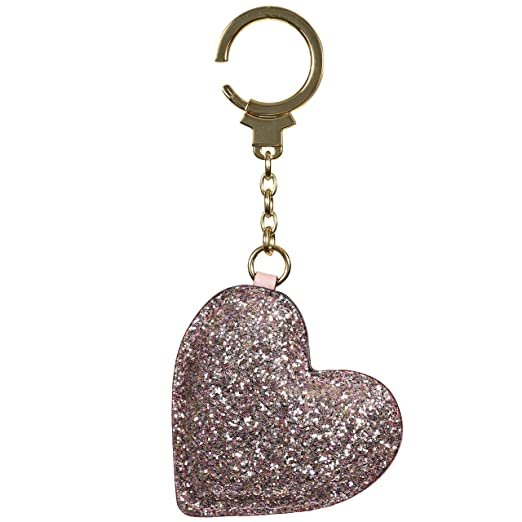 Amazon com: Kate Spade New York Keychain Key Fob Glitter