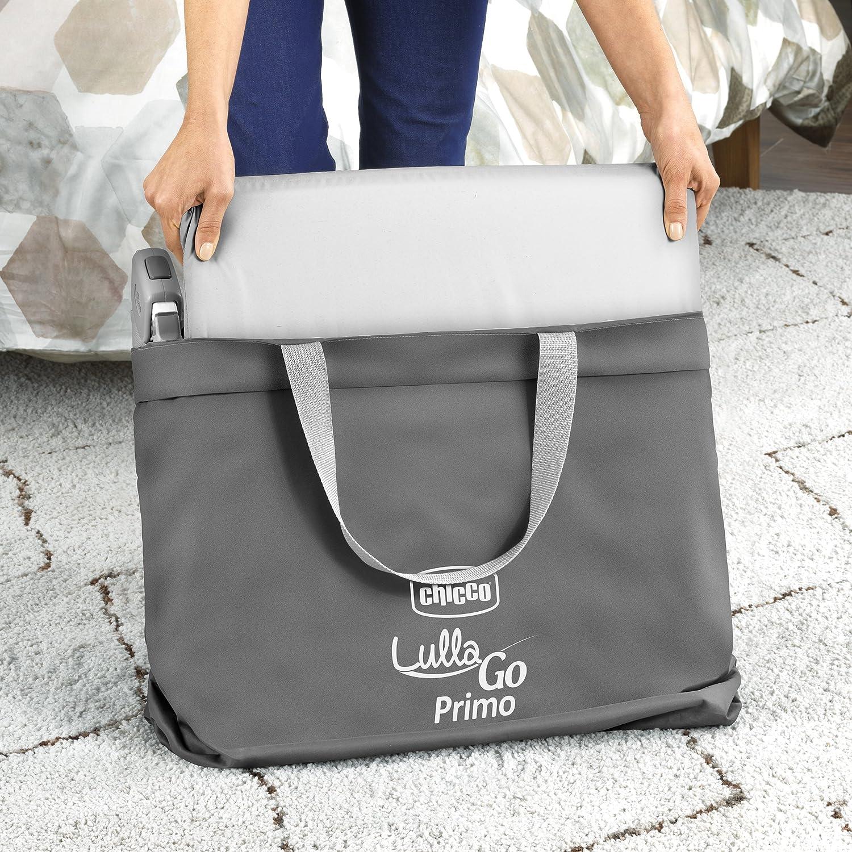 Chicco LullaGo Primo Portable Bassinet Nottingham 06079763960070