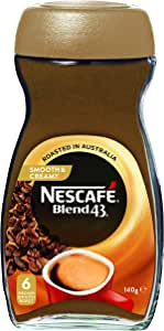NESCAFÉ Blend 43 Smooth & Creamy Instant Coffee 140g