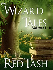 The Wizard Tales Vol I-III