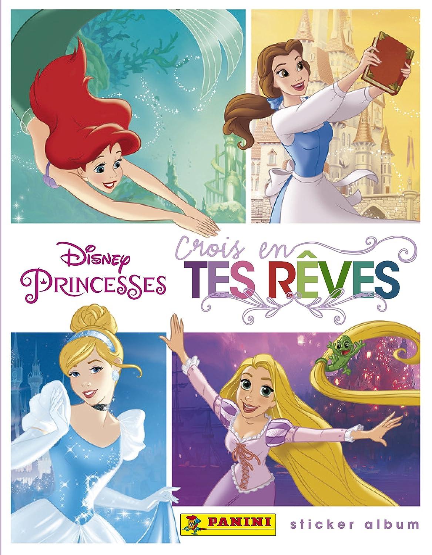 Panini France SA SA Non Princesses Crois en Tes R/êves Album 2323-009