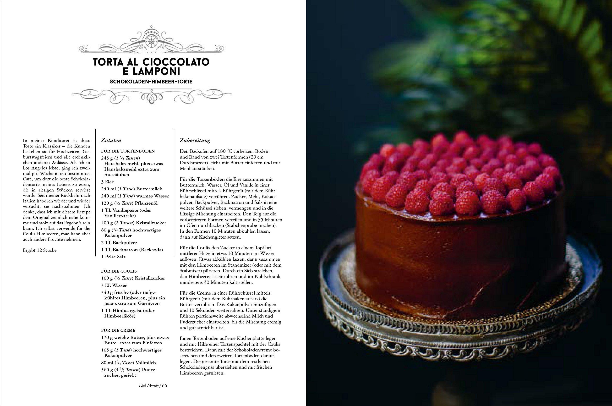 Dolci Tartes Und Zauberhafte Kuchen Backen Amazon De Melissa