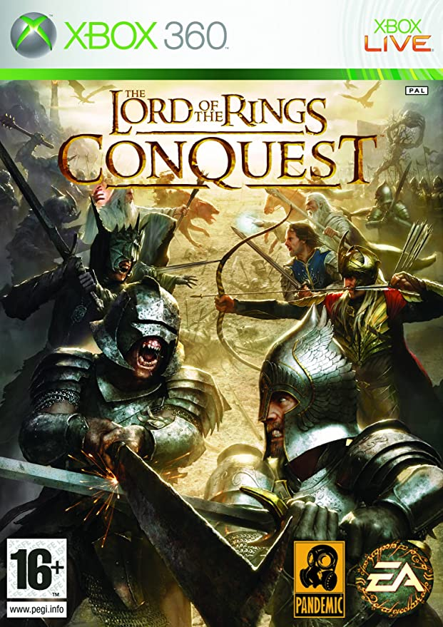 Lord Of The Rings: Conquest (Xbox 360) [importación inglesa ...