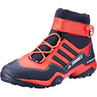 adidas Australia Men's Terrex Hydro_Lace Technical Water Sports Shoes, Hi-Res Red/Core Black/Chalk White