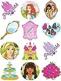 Princesse Tattoo Temporaire Paquet de 24 - Super Cadeaux De Fête À Emporter Garçons ou Filles