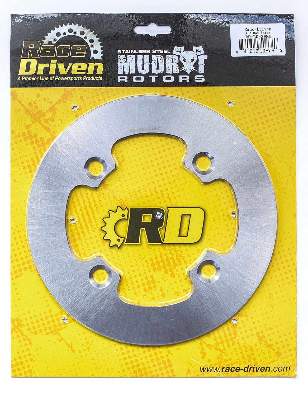 Race Driven Front /& Rear MudRat Brake Rotors X4 for Polaris RZR Razor 4 900 S EPS XC Trail Ranger 570 XP General 1000