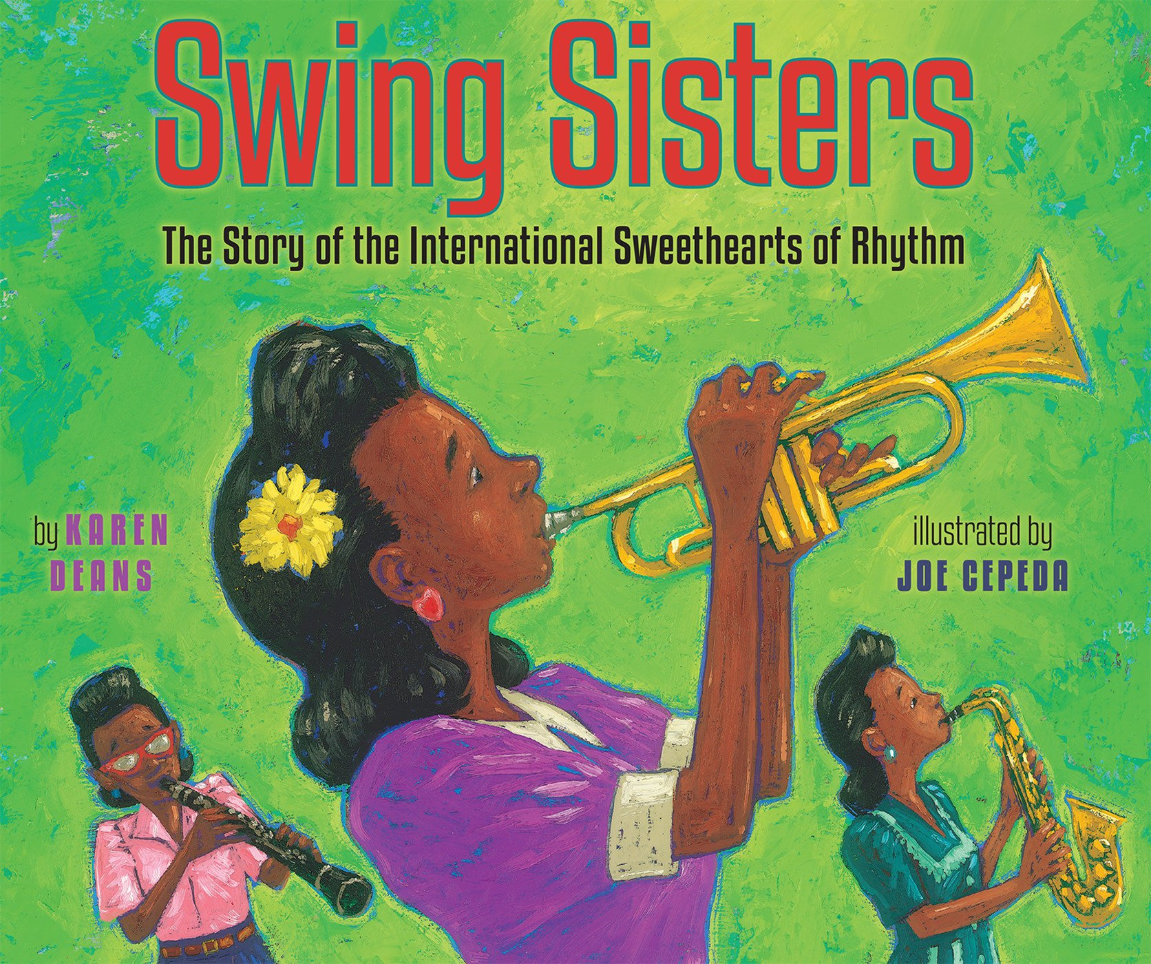 Download Swing Sisters: The Story of the International Sweethearts of Rhythm pdf epub