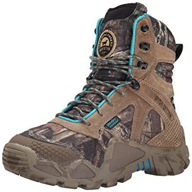"""d0bd2b6209d Irish Setter Women's 2881 Vaprtrek 8"""" 400 Gram Hunting Boot,Mossy  Oak/Camouflage"""
