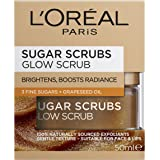 L'OREAL PARIS Sugar Scrubs Glow Face Scrub