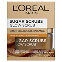 L'OREAL PARIS Sugar Scrubs Glow Face Scrub, 50 ml