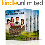 Holly Heston's Mail Order Bride Agency Boxed Set