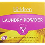 Biokleen Laundry Powder, Premium Plus, 5 lbs - 75 HE Loads/50 Standard Loads