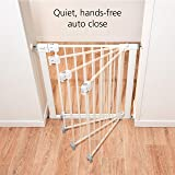 Safety 1st Easy Install Auto-Close Baby Gate with