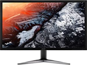 "Acer KG1 28"" Widescreen LCD Monitor UHD 3840x2160 1ms GTG 60 Hz 330 Nit TN (Renewed)"