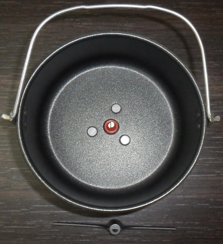 ELECTROLUX CUVE COMPLETE RONDE POUR MACHINE A PAIN ELECTROLUX