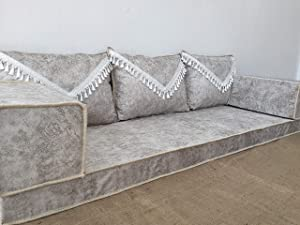 arabic floor seating,arabic sofa,arabic couch,floor seating sofa,oriental seating,bar decor,arabic furniture,jalsa - MA 75