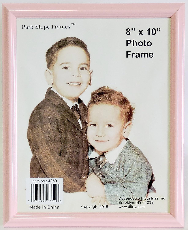 Amazon 8 x 10 photo frame pink jeuxipadfo Image collections