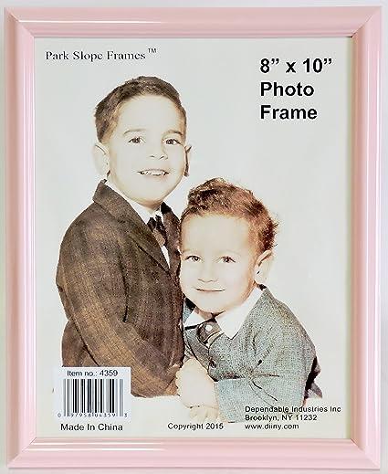 Amazon.com - 8 X 10 Photo Frame- Pink -