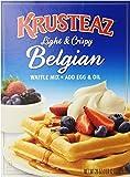 Krusteaz Belgian Waffle Mix - 28 oz