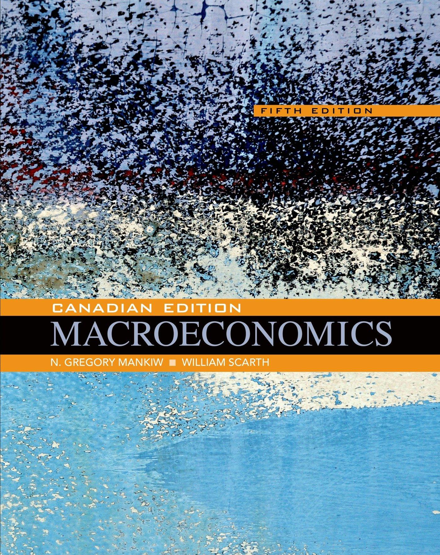 MACROECONOMICS MANKIW PDF (Online PDF )