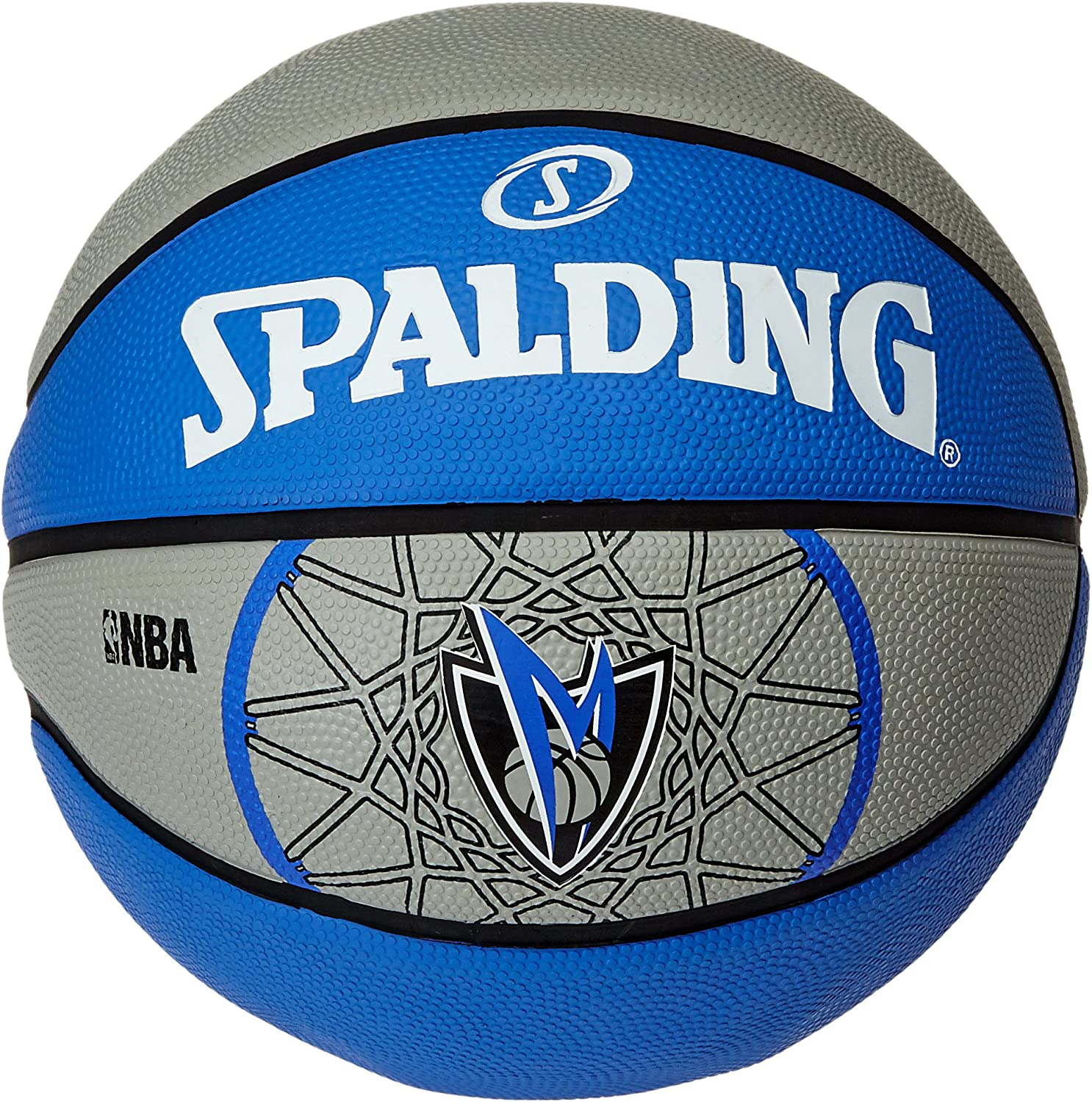 Spalding Dallas Mavericks - Pelota de Baloncesto, Talla 7: Amazon ...