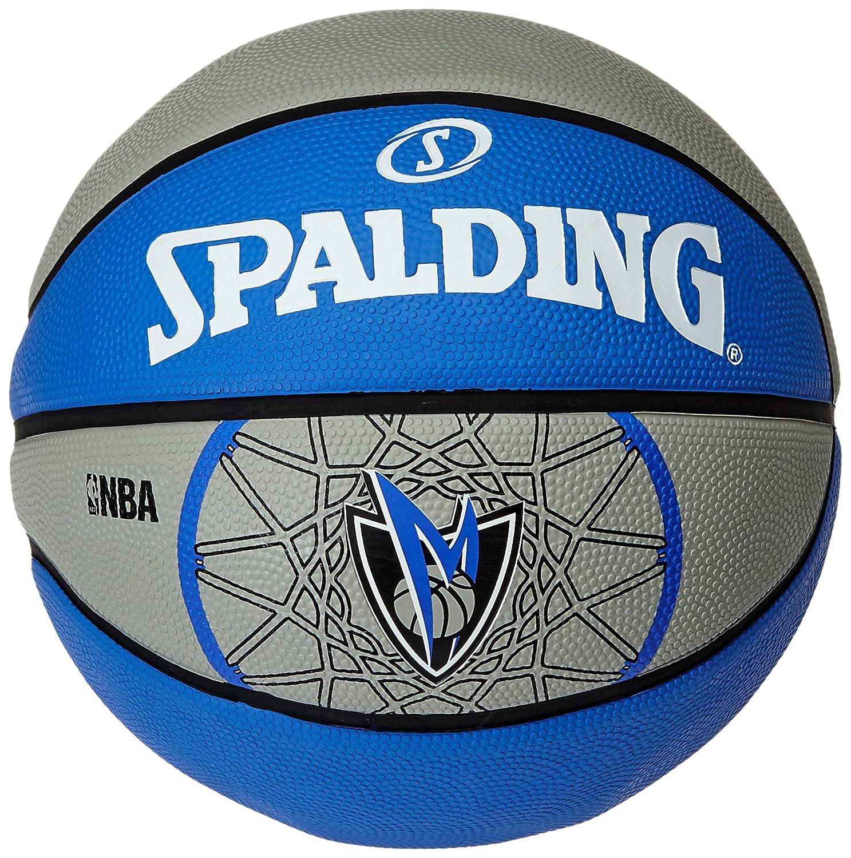 Spalding Dallas Mavericks - Pelota de Baloncesto, Talla 7: Amazon ...