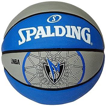 Spalding NBA Team Dallas Mavericks Sz.5 83-174Z Balón de ...