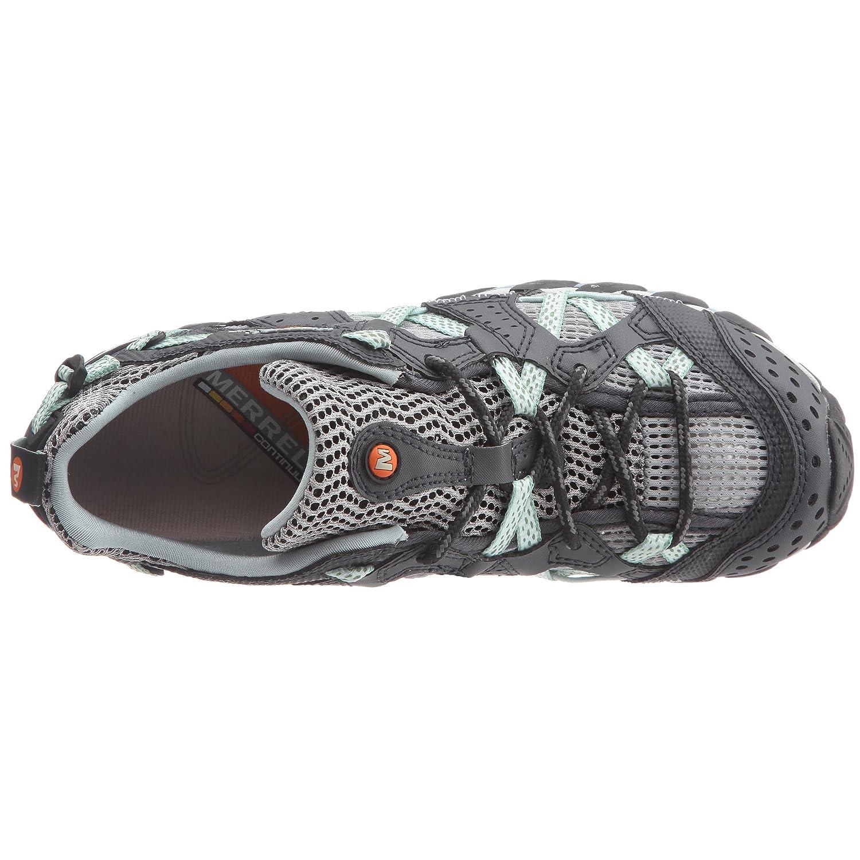 Amazon.com: Merrell Lady Waterpro Maipo Running Shoes - 10 - Green: Sports & Outdoors