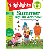 Summer Big Fun Workbook Bridging Grades 1 & 2 (Highlights Summer Learning)