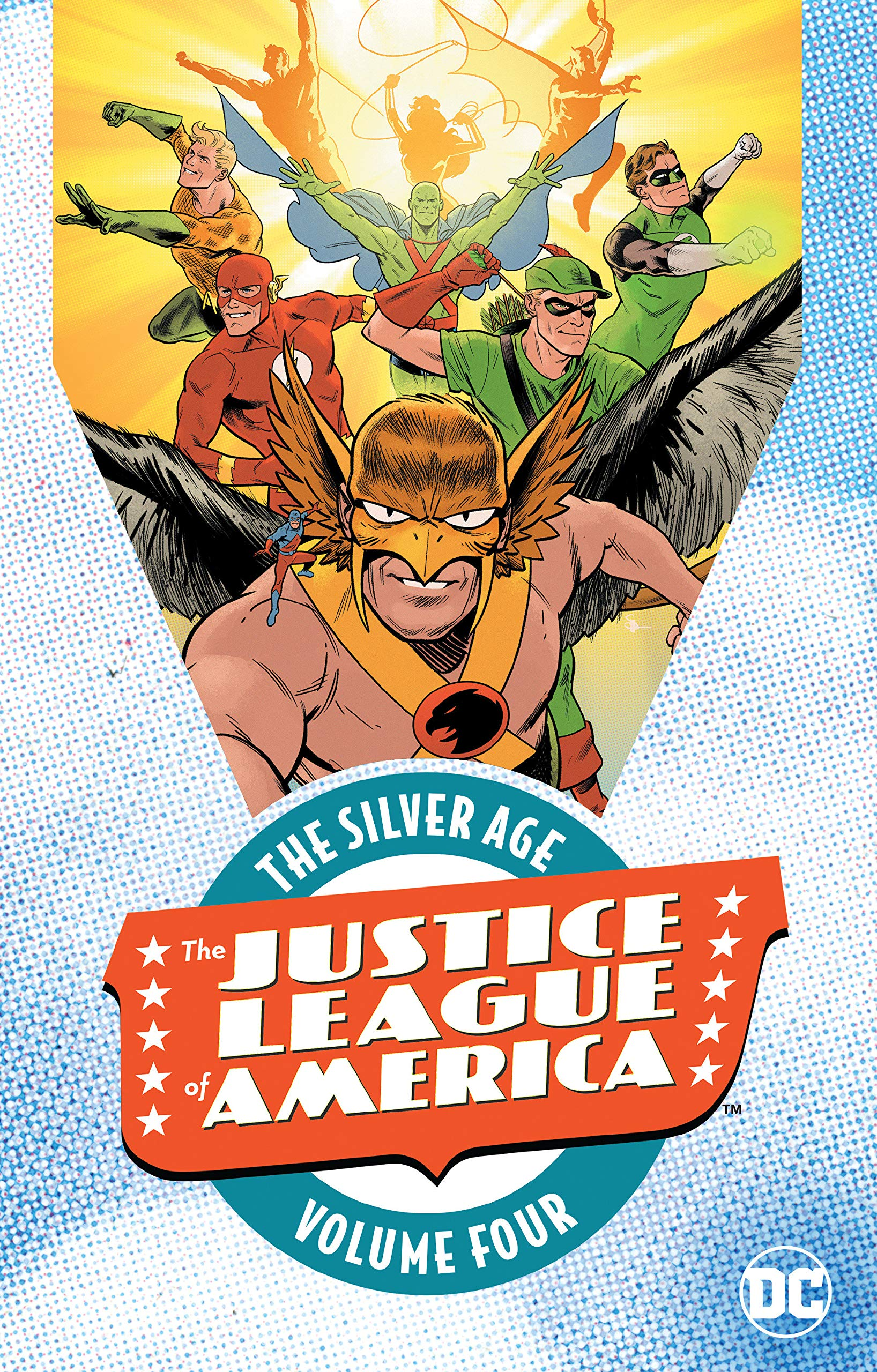 Download Justice League of America: The Silver Age Vol. 4 pdf epub