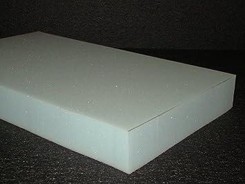 Grevinga RG 22 - Plancha de espuma de poliuretano, poliuretano, 100 x 50 x 6 cm: Amazon.es: Hogar
