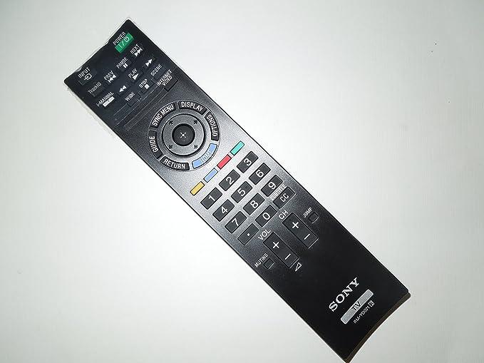 Original OEM Sony Bravia LED LCD 3d SmartTV mando a distancia rm-yd071 suministrado con modelo KDL-40EX520: Amazon.es: Electrónica