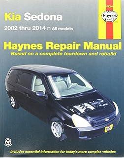 Kia sedona 02 14 haynes automotive haynes publishing haynes repair manuals kia sedona fandeluxe Image collections
