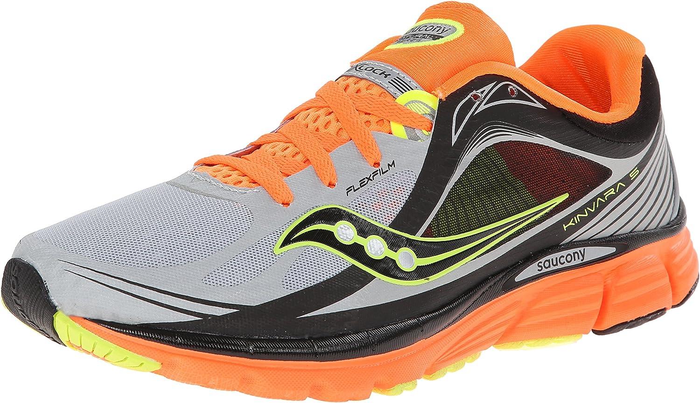 Saucony Men s Kinvara 5 Viziglo Running Shoe