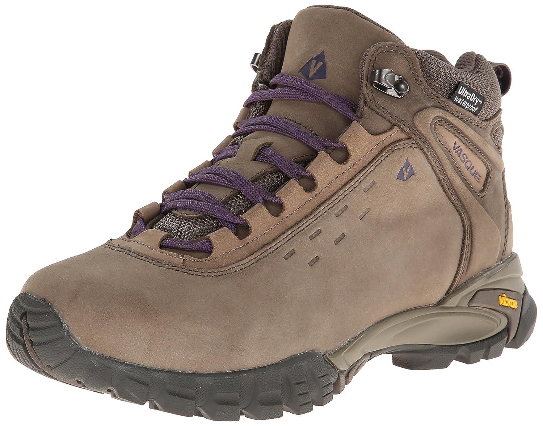 Vasque Women's Talus Ultradry Hiking Boot B00I6CBUQC 10 W US|Bungee Cord/Purple Plumeria