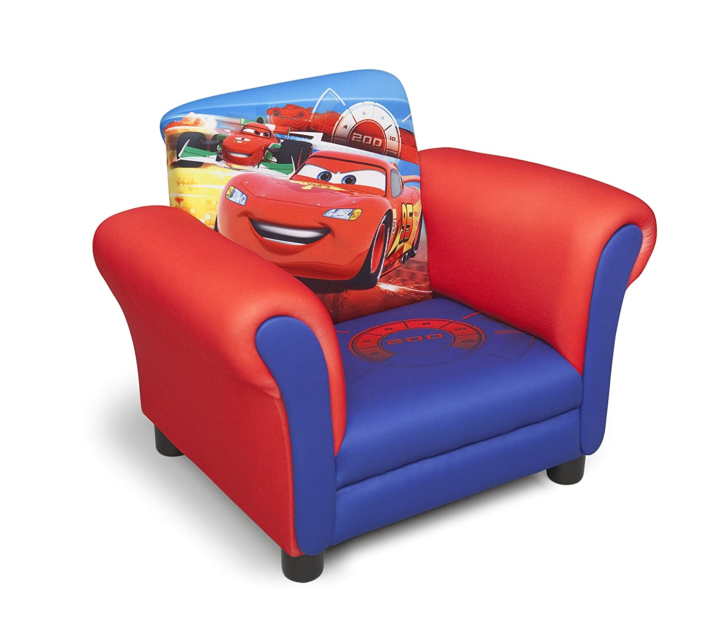 Amazon.com: Delta Children Upholstered Chair, Nickelodeon SpongeBob: Baby