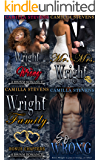 Wright Brothers Collection: Mr. Wright & Mr. Wrong; Mr & Mrs. Wright; So Wrong; Bonus Chapters