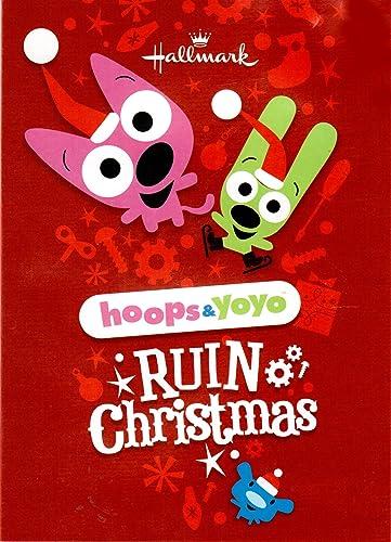 Amazon.com: KOB9905 Hoops & YoYo Ruin Christmas DVD: Movies & TV