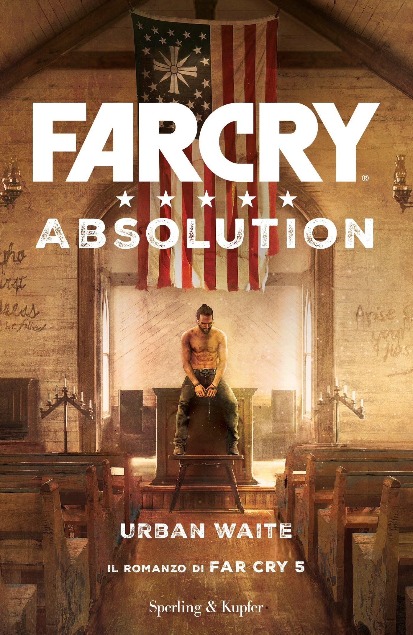 Farcry Absolution Waite Urban 9788820064747 Amazon Com Books