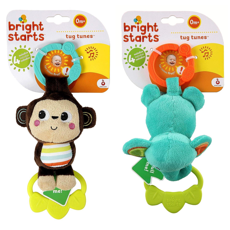 Bright Starts Tug toy