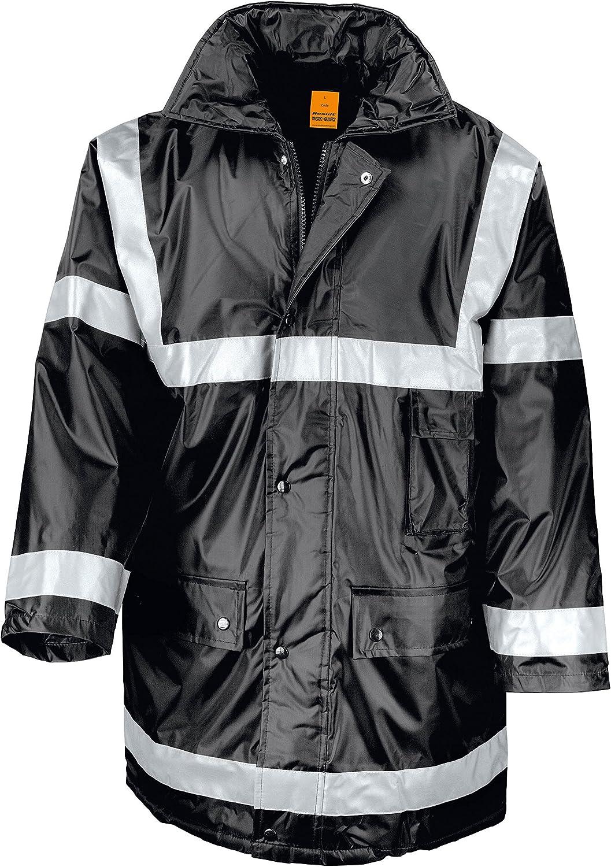 Result Re23a Work-Guard Management Coat