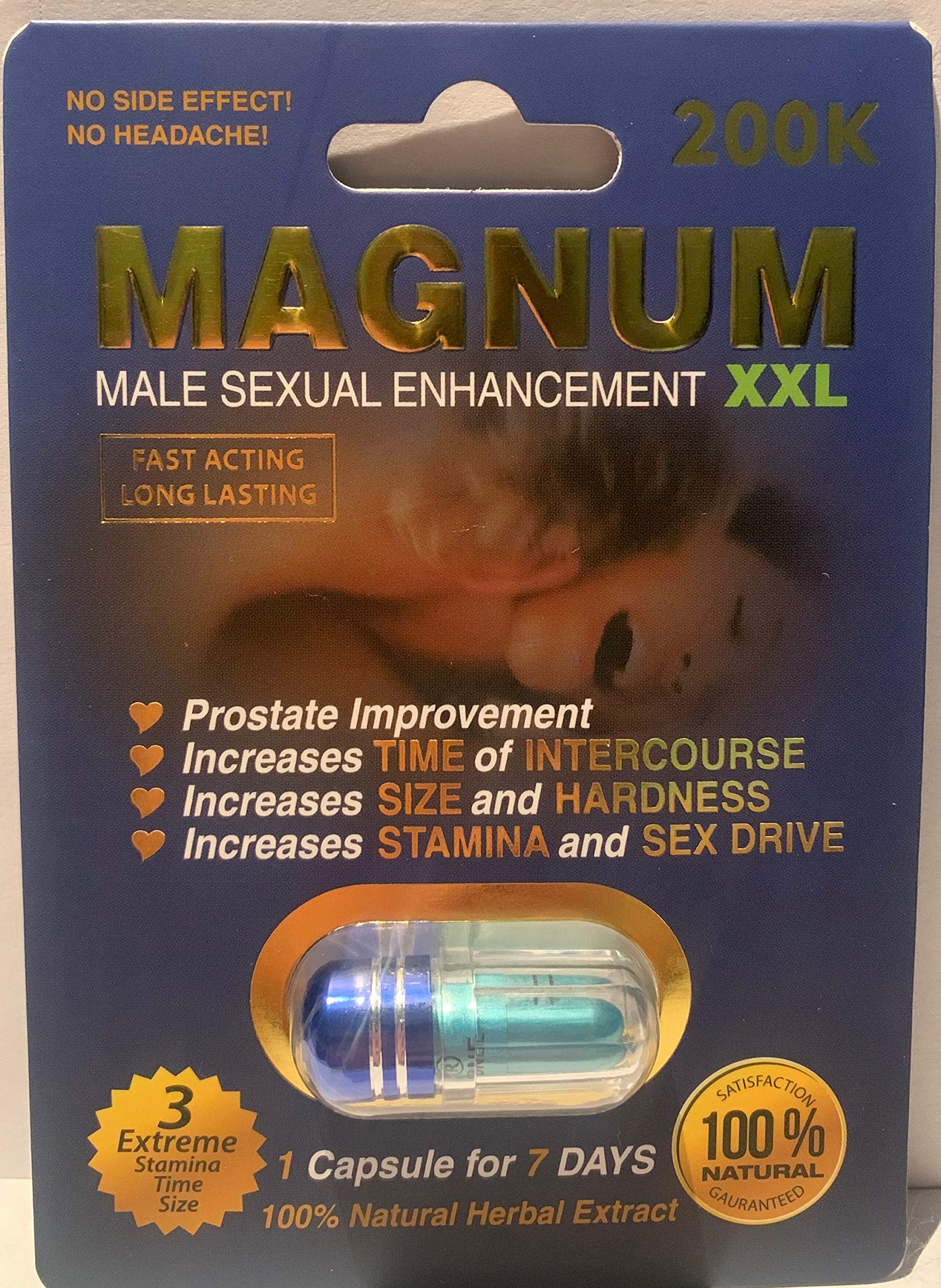 Magnum 200K XXL Blue Power Limited Edition (3) by Libimax (Image #1)