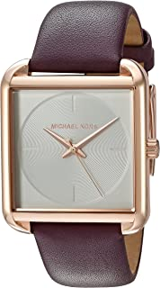 Michael Kors Womens Lake Purple Watch MK2585