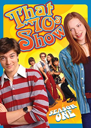 That 70's Show | Temporada 1 | 25/25 | Doblaje Latino ORIGINAL | Dual | BRrip 720p | H.264 91NMXC8r1UL._SY445_